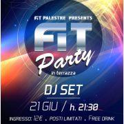 Fit Party: musica, sorrisi e tanto divertimento